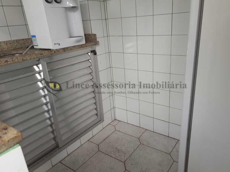 cozinha apoio terraço - Apartamento 2 quartos à venda São Cristóvão, Norte,Rio de Janeiro - R$ 370.000 - TAAP22395 - 23