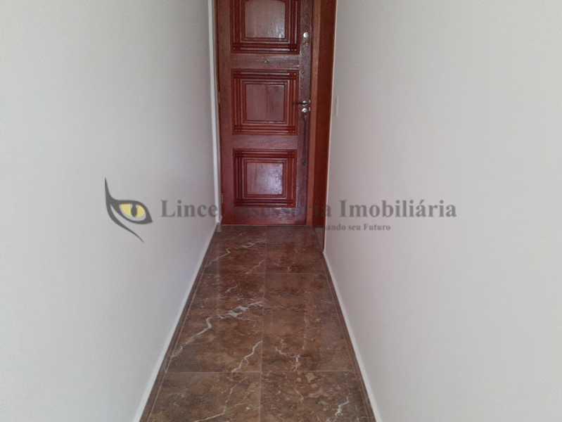 hall da sala - Apartamento 2 quartos à venda São Cristóvão, Norte,Rio de Janeiro - R$ 370.000 - TAAP22395 - 1