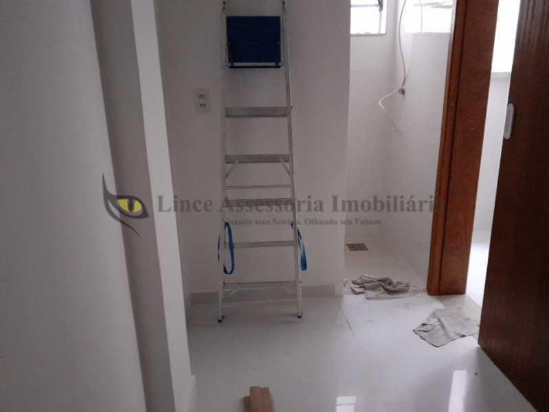 quarto de empregada - Apartamento 2 quartos à venda São Cristóvão, Norte,Rio de Janeiro - R$ 370.000 - TAAP22395 - 22