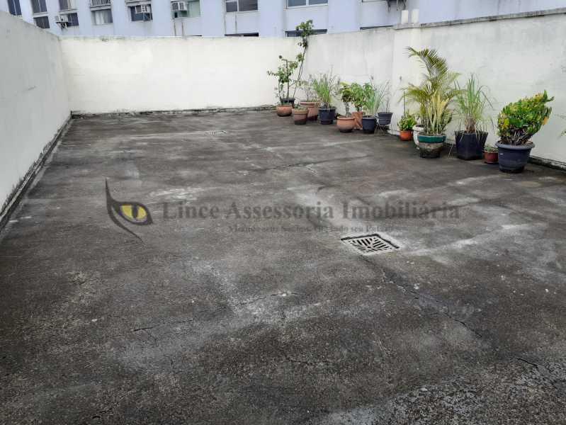 terraço - Apartamento 2 quartos à venda São Cristóvão, Norte,Rio de Janeiro - R$ 370.000 - TAAP22395 - 25
