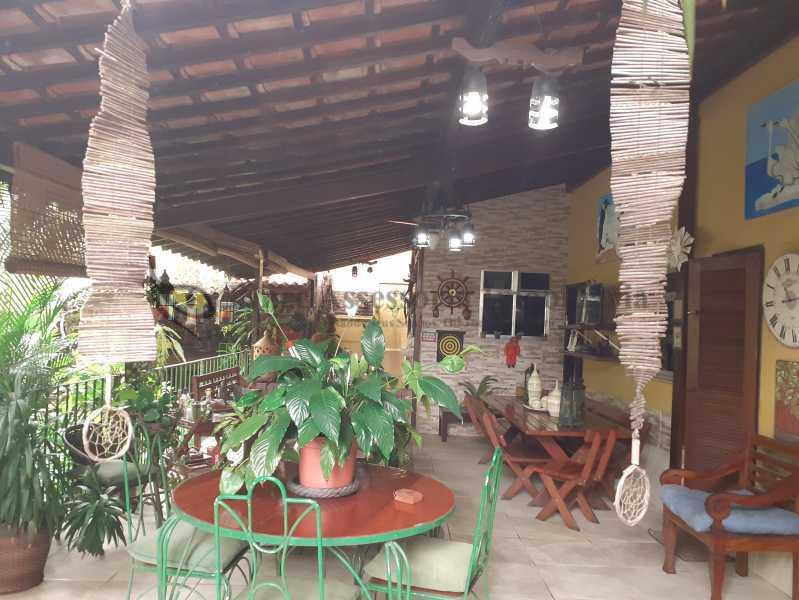 9 - Casa 4 quartos à venda Rio Comprido, Norte,Rio de Janeiro - R$ 900.000 - TACA40074 - 9
