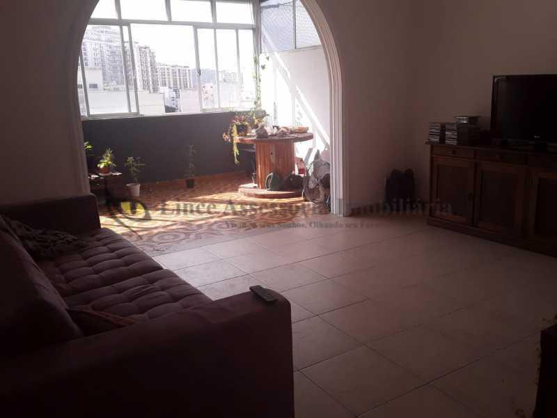 salão2 - Cobertura 2 quartos à venda Tijuca, Norte,Rio de Janeiro - R$ 600.000 - TACO20094 - 4