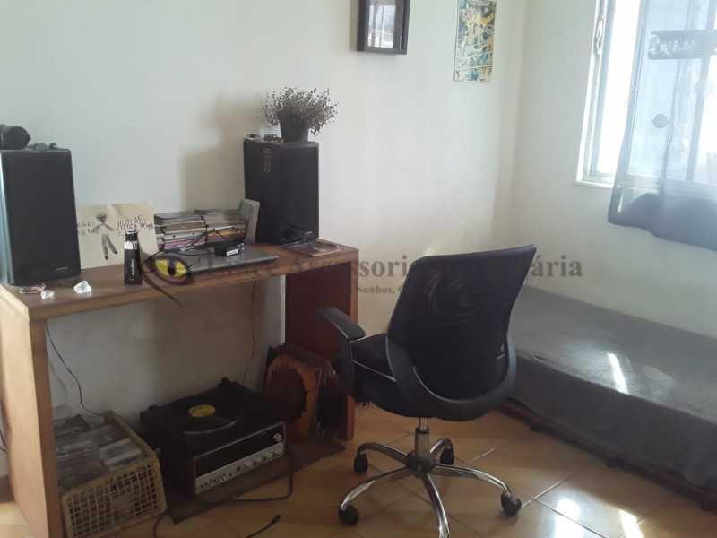 segundo quarto - Cobertura 2 quartos à venda Tijuca, Norte,Rio de Janeiro - R$ 600.000 - TACO20094 - 5