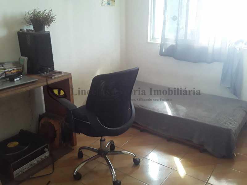 segundo quarto2 - Cobertura 2 quartos à venda Tijuca, Norte,Rio de Janeiro - R$ 600.000 - TACO20094 - 6