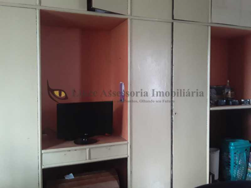 terceiro quarto - Cobertura 2 quartos à venda Tijuca, Norte,Rio de Janeiro - R$ 600.000 - TACO20094 - 7