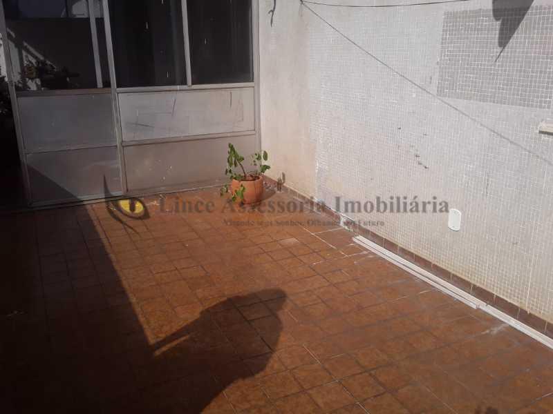terraço - Cobertura 2 quartos à venda Tijuca, Norte,Rio de Janeiro - R$ 600.000 - TACO20094 - 9