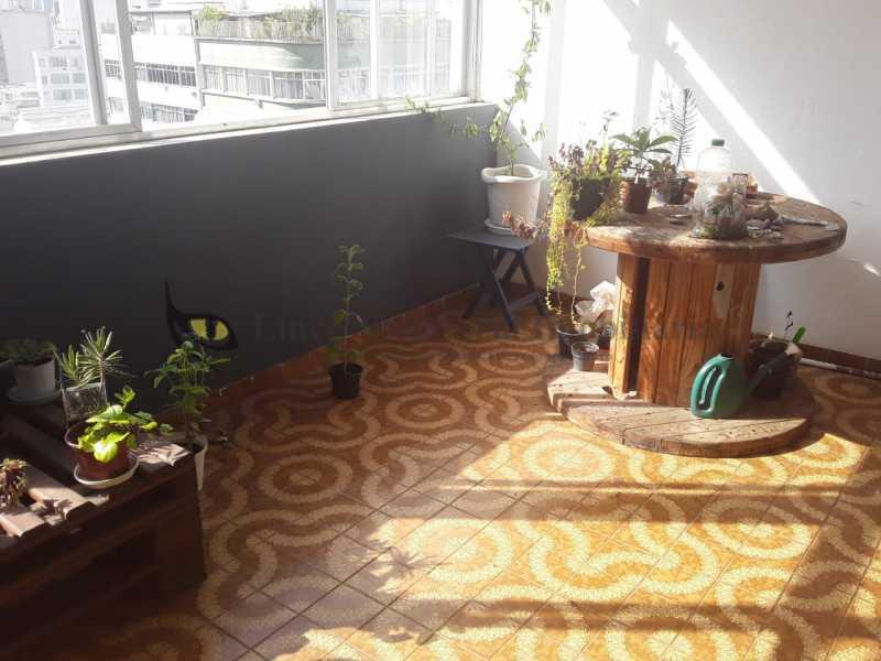 terraço3 - Cobertura 2 quartos à venda Tijuca, Norte,Rio de Janeiro - R$ 600.000 - TACO20094 - 11
