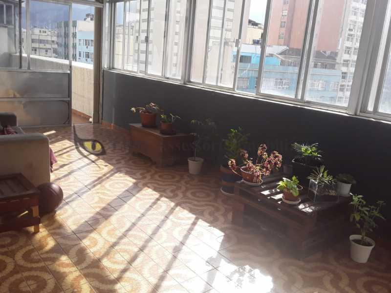 terraço4 - Cobertura 2 quartos à venda Tijuca, Norte,Rio de Janeiro - R$ 600.000 - TACO20094 - 12