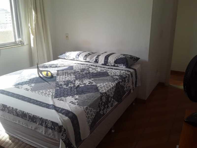 quarto2 - Cobertura 2 quartos à venda Tijuca, Norte,Rio de Janeiro - R$ 600.000 - TACO20094 - 14