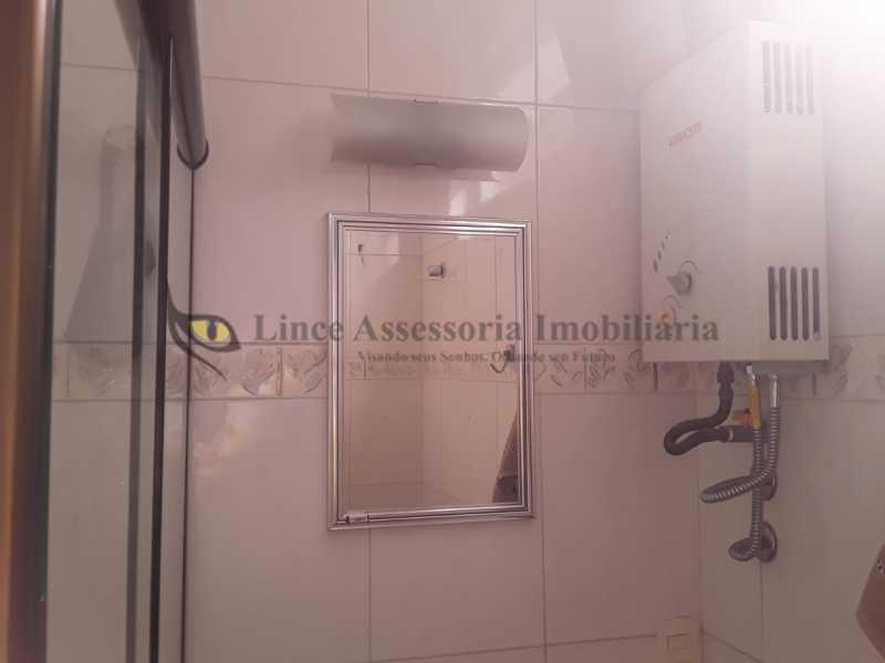 banheiro - Cobertura 2 quartos à venda Tijuca, Norte,Rio de Janeiro - R$ 600.000 - TACO20094 - 20