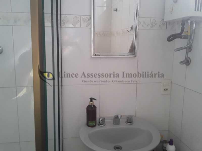 banheiro - Cobertura 2 quartos à venda Tijuca, Norte,Rio de Janeiro - R$ 600.000 - TACO20094 - 21