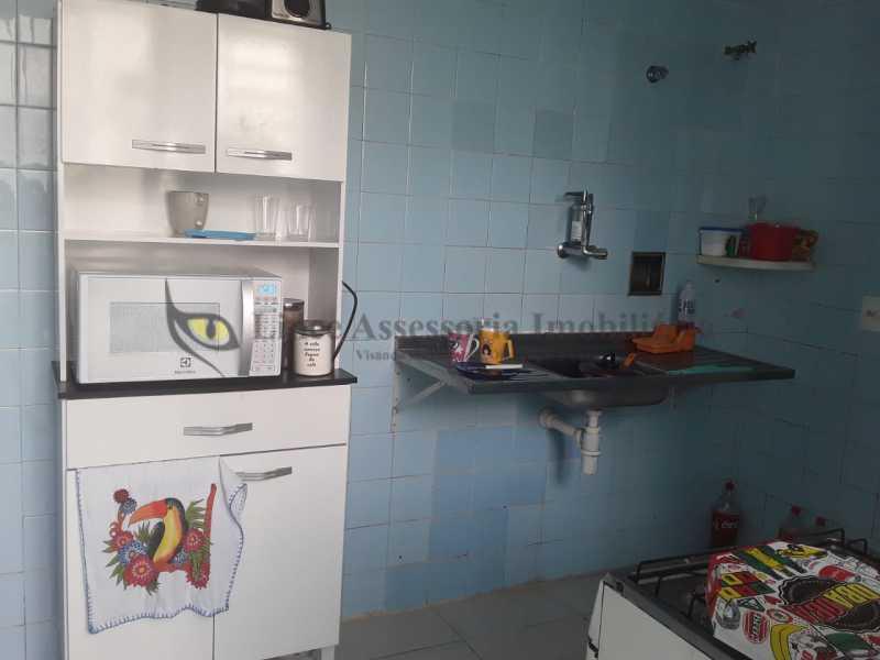 cozinha  - Cobertura 2 quartos à venda Tijuca, Norte,Rio de Janeiro - R$ 600.000 - TACO20094 - 22