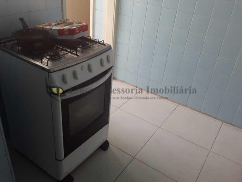 cozinha - Cobertura 2 quartos à venda Tijuca, Norte,Rio de Janeiro - R$ 600.000 - TACO20094 - 23