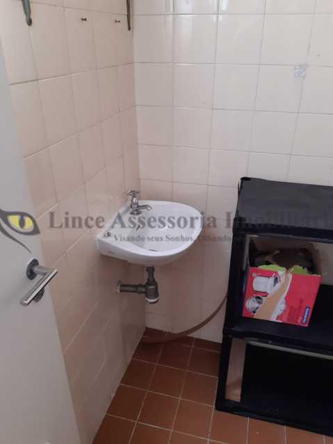BANHEIRO DE SERVIÇO - Apartamento 2 quartos à venda Maracanã, Norte,Rio de Janeiro - R$ 620.000 - TAAP22407 - 21