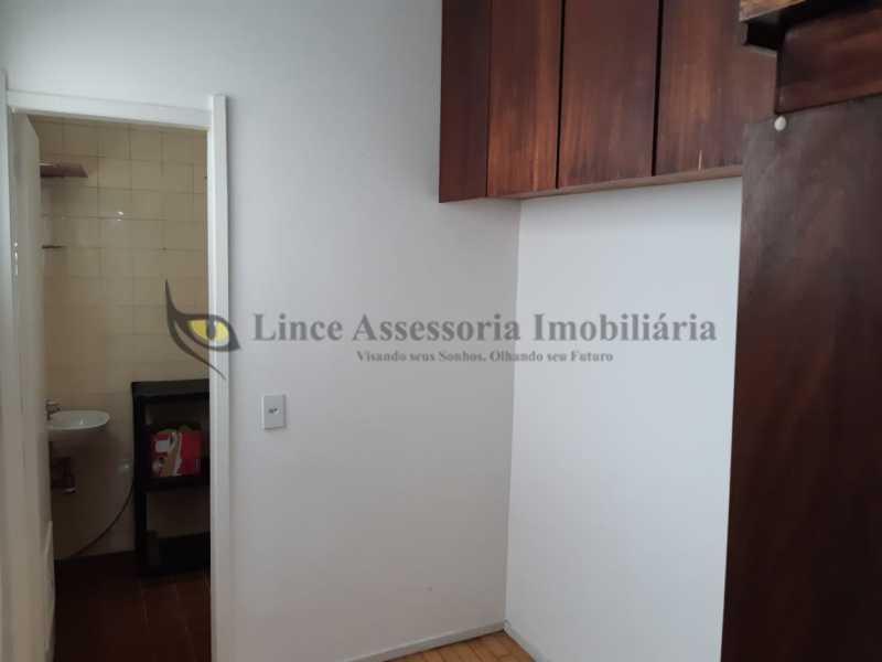 QUARTO DE EMPREGADA - Apartamento 2 quartos à venda Maracanã, Norte,Rio de Janeiro - R$ 620.000 - TAAP22407 - 20