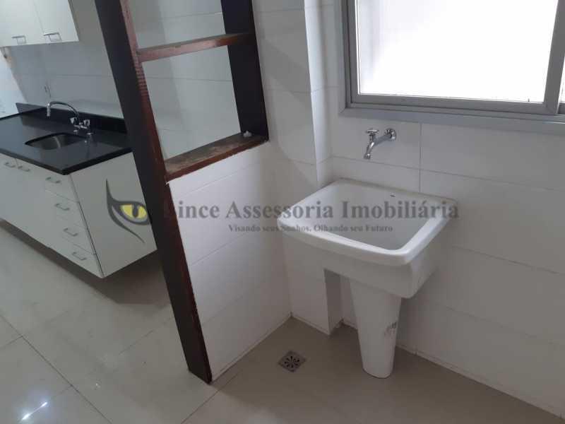 ÁREA DE SERVIÇO - Apartamento 2 quartos à venda Maracanã, Norte,Rio de Janeiro - R$ 620.000 - TAAP22407 - 19