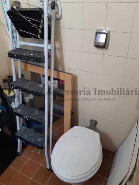 BANHEIRO DE SERVIÇO - Apartamento 2 quartos à venda Maracanã, Norte,Rio de Janeiro - R$ 620.000 - TAAP22407 - 25