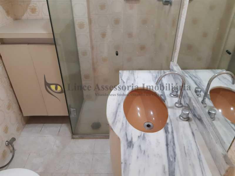 BANHEIRO DA 2.ª SUÍTE - Apartamento 2 quartos à venda Maracanã, Norte,Rio de Janeiro - R$ 620.000 - TAAP22407 - 14