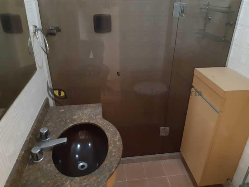 BANHEIRO DA 1.ª SUÍTE - Apartamento 2 quartos à venda Maracanã, Norte,Rio de Janeiro - R$ 620.000 - TAAP22407 - 10