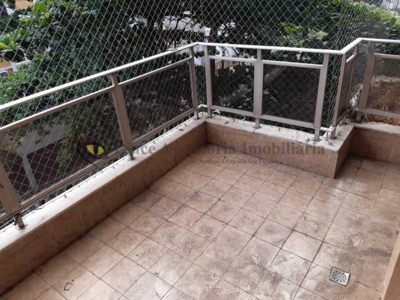VARANDA - Apartamento 2 quartos à venda Maracanã, Norte,Rio de Janeiro - R$ 620.000 - TAAP22407 - 6
