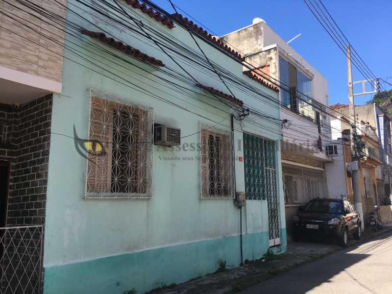 !A Fachada da Casa - Casa 3 quartos à venda Tijuca, Norte,Rio de Janeiro - R$ 450.000 - TACA30117 - 1