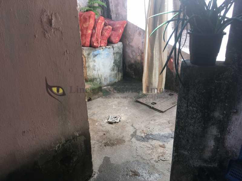 19 Área - Casa 3 quartos à venda Tijuca, Norte,Rio de Janeiro - R$ 450.000 - TACA30117 - 27