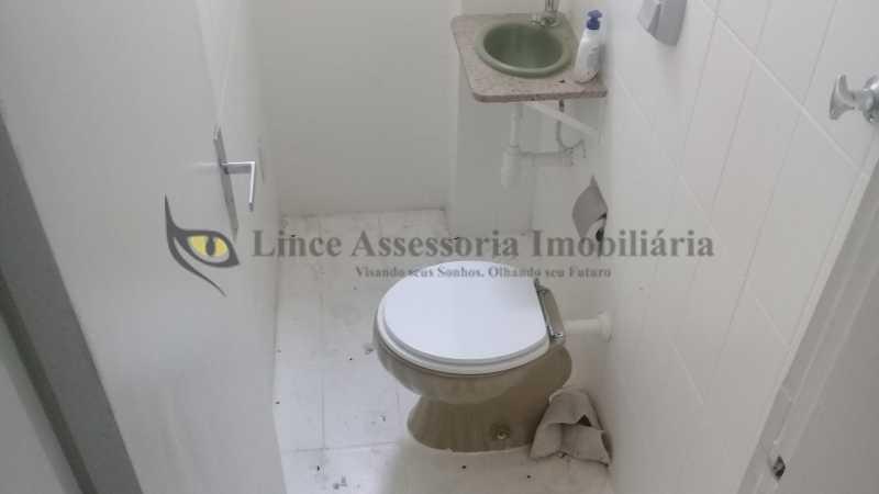14 BANHEIROSOCIAL1.1 - Sala Comercial 45m² à venda Tijuca, Norte,Rio de Janeiro - R$ 250.000 - TASL00098 - 21