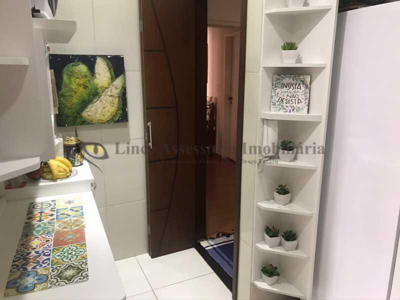 Cozinha - Apartamento 3 quartos à venda Tijuca, Norte,Rio de Janeiro - R$ 850.000 - TAAP31360 - 18