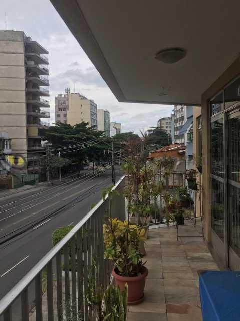 Varanda - Apartamento 3 quartos à venda Tijuca, Norte,Rio de Janeiro - R$ 850.000 - TAAP31360 - 1