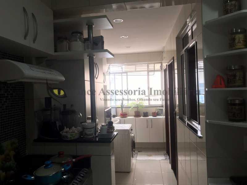 Cozinha - Apartamento 3 quartos à venda Tijuca, Norte,Rio de Janeiro - R$ 850.000 - TAAP31360 - 19