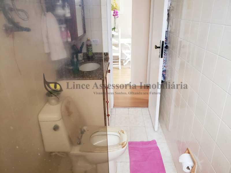 BANHEIRO SOCIAL - Apartamento 2 quartos à venda Rio Comprido, Norte,Rio de Janeiro - R$ 450.000 - TAAP22413 - 19