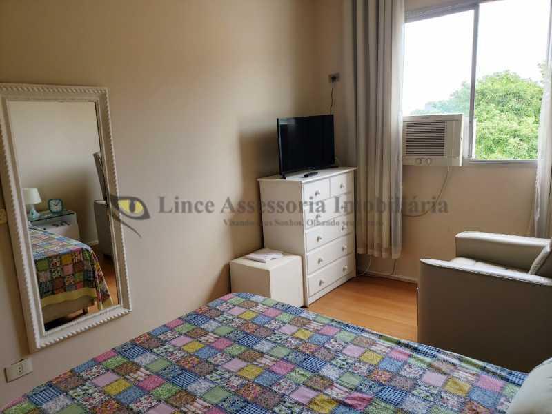 QUARTO - Apartamento 2 quartos à venda Rio Comprido, Norte,Rio de Janeiro - R$ 450.000 - TAAP22413 - 8