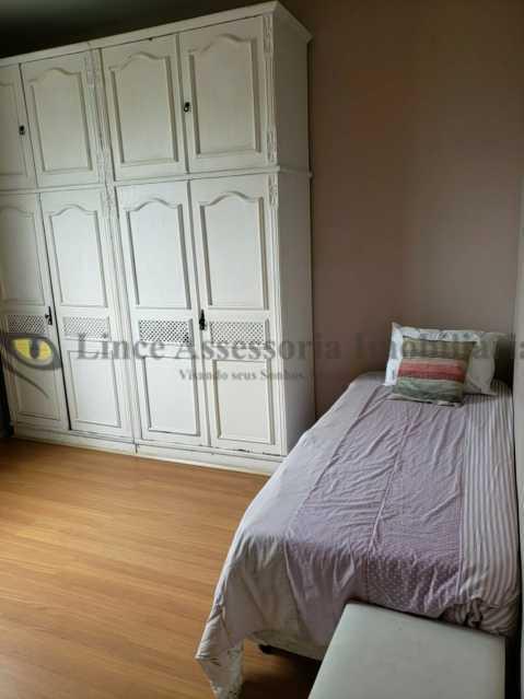 QUARTO - Apartamento 2 quartos à venda Rio Comprido, Norte,Rio de Janeiro - R$ 450.000 - TAAP22413 - 12