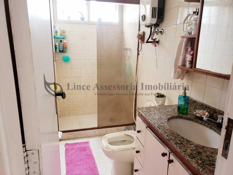 BANHEIRO SOCIAL - Apartamento 2 quartos à venda Rio Comprido, Norte,Rio de Janeiro - R$ 450.000 - TAAP22413 - 18