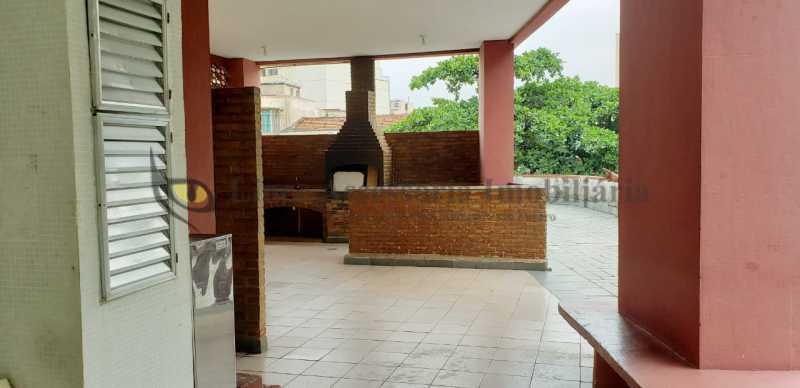 CHURRASQUEIRA - Apartamento 2 quartos à venda Rio Comprido, Norte,Rio de Janeiro - R$ 450.000 - TAAP22413 - 24