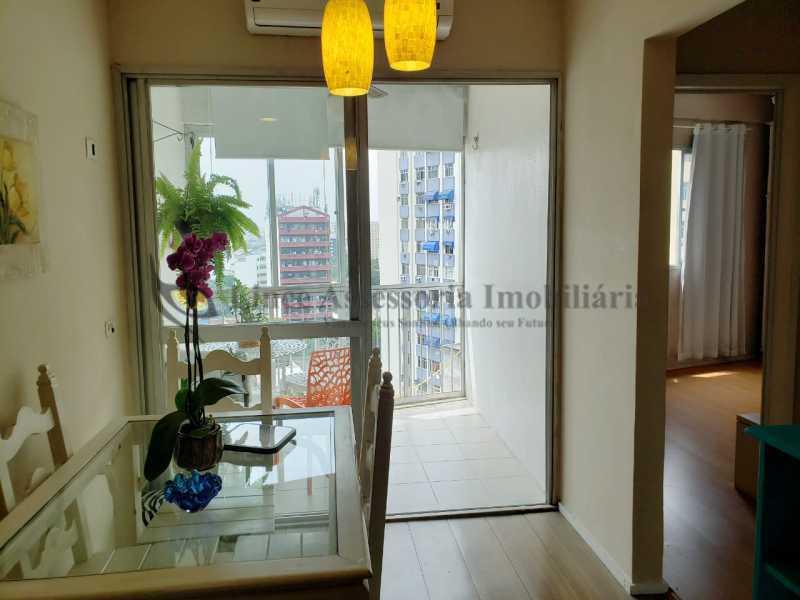 SALA - Apartamento 2 quartos à venda Rio Comprido, Norte,Rio de Janeiro - R$ 450.000 - TAAP22413 - 4