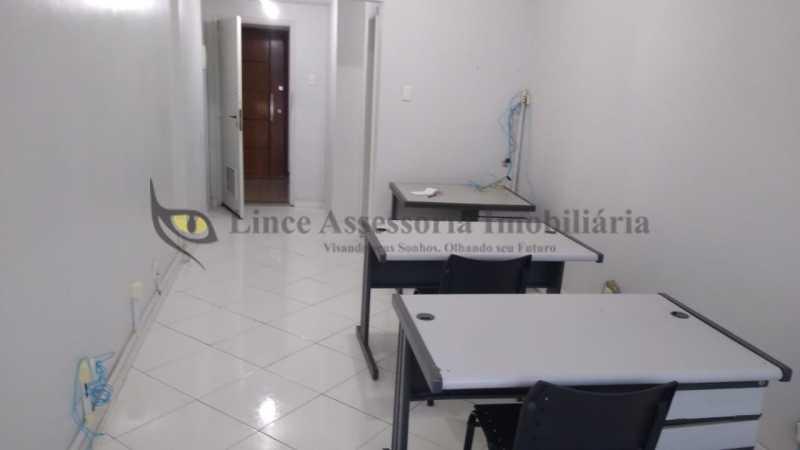 1 - Sala Comercial 26m² à venda Centro,RJ - R$ 130.000 - TASL00100 - 1