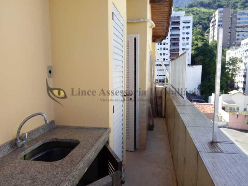 16 - Cobertura 3 quartos à venda Tijuca, Norte,Rio de Janeiro - R$ 1.490.000 - TACO30155 - 17