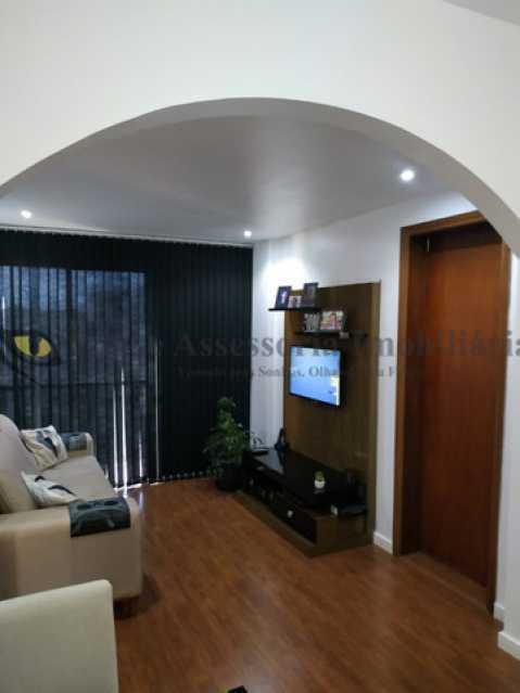 1-sala - Apartamento 2 quartos à venda Rio Comprido, Norte,Rio de Janeiro - R$ 335.000 - TAAP22420 - 1