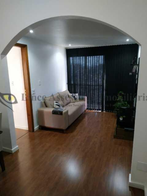 2-sala-1 - Apartamento 2 quartos à venda Rio Comprido, Norte,Rio de Janeiro - R$ 335.000 - TAAP22420 - 3