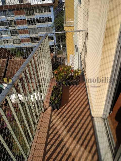 4-varanda - Apartamento 2 quartos à venda Rio Comprido, Norte,Rio de Janeiro - R$ 335.000 - TAAP22420 - 5