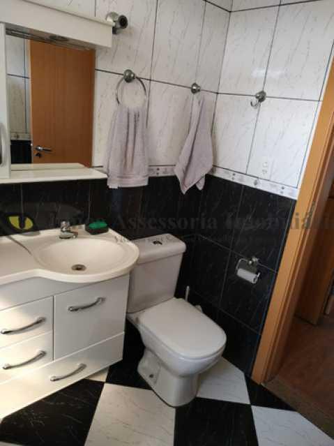 11-banheiro social- - Apartamento 2 quartos à venda Rio Comprido, Norte,Rio de Janeiro - R$ 335.000 - TAAP22420 - 12