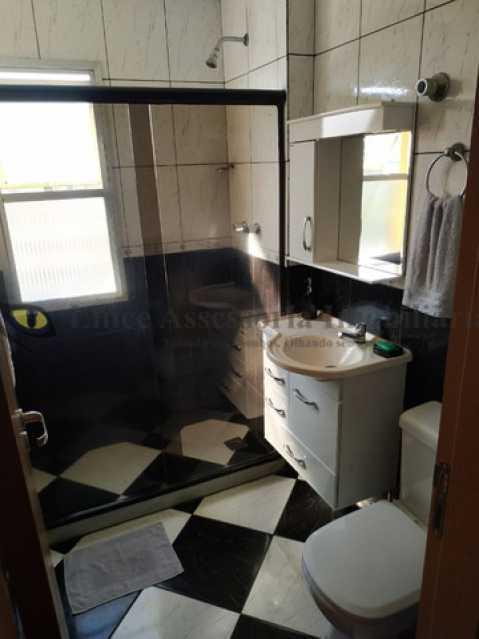 12-banheiro social-1 - Apartamento 2 quartos à venda Rio Comprido, Norte,Rio de Janeiro - R$ 335.000 - TAAP22420 - 13