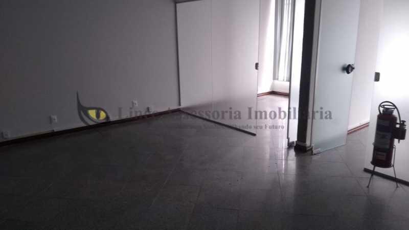 02 - Sala Comercial 55m² à venda Centro,RJ - R$ 250.000 - TASL00101 - 3