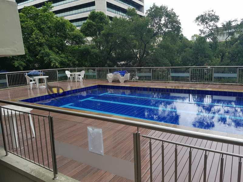 Piscina - Apartamento 2 quartos à venda Maracanã, Norte,Rio de Janeiro - R$ 580.000 - TAAP22428 - 19