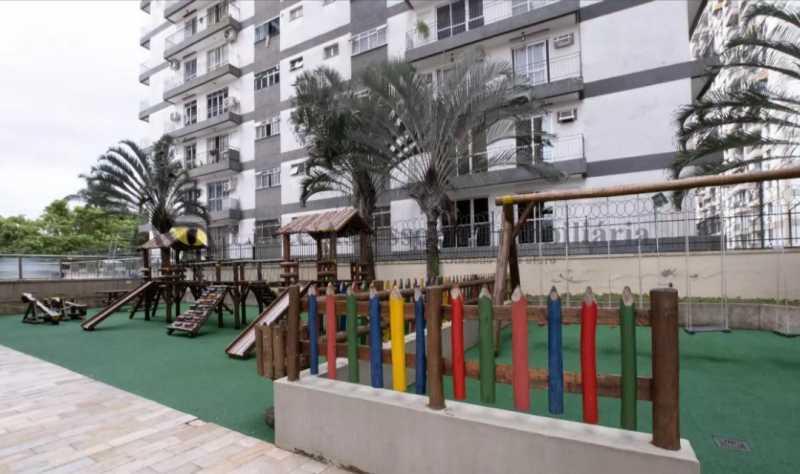 Brinquedoteca - Apartamento 2 quartos à venda Maracanã, Norte,Rio de Janeiro - R$ 580.000 - TAAP22428 - 22