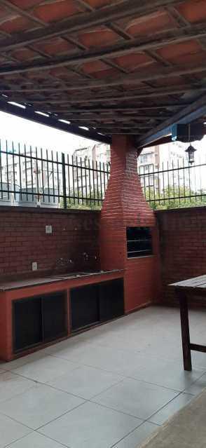 Área Goumert - Apartamento 2 quartos à venda Maracanã, Norte,Rio de Janeiro - R$ 580.000 - TAAP22428 - 23