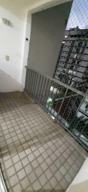 Varanda - Apartamento 2 quartos à venda Maracanã, Norte,Rio de Janeiro - R$ 580.000 - TAAP22428 - 5