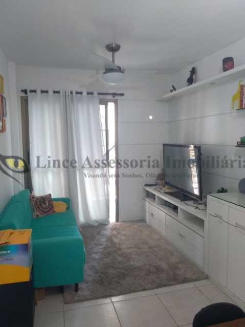 01 - Apartamento 2 quartos à venda São Cristóvão, Norte,Rio de Janeiro - R$ 495.000 - TAAP22440 - 1