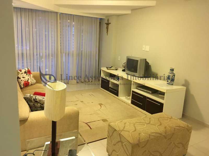 sala - Apartamento 3 quartos à venda Tijuca, Norte,Rio de Janeiro - R$ 750.000 - TAAP31371 - 1